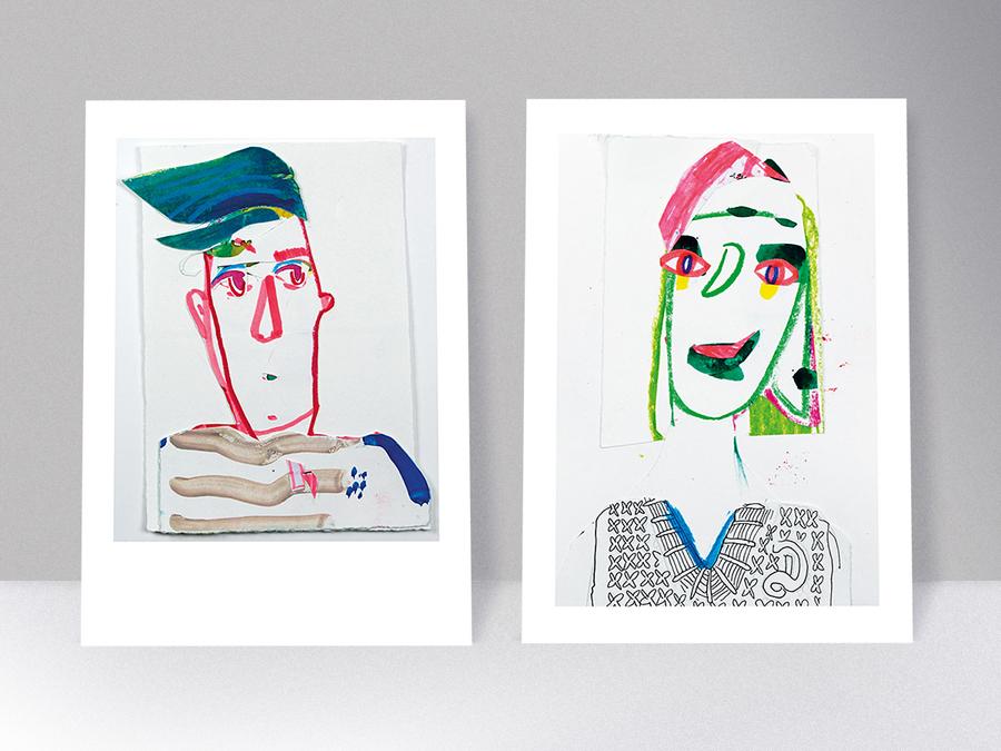 Diana Köhne Illustration Postkarten