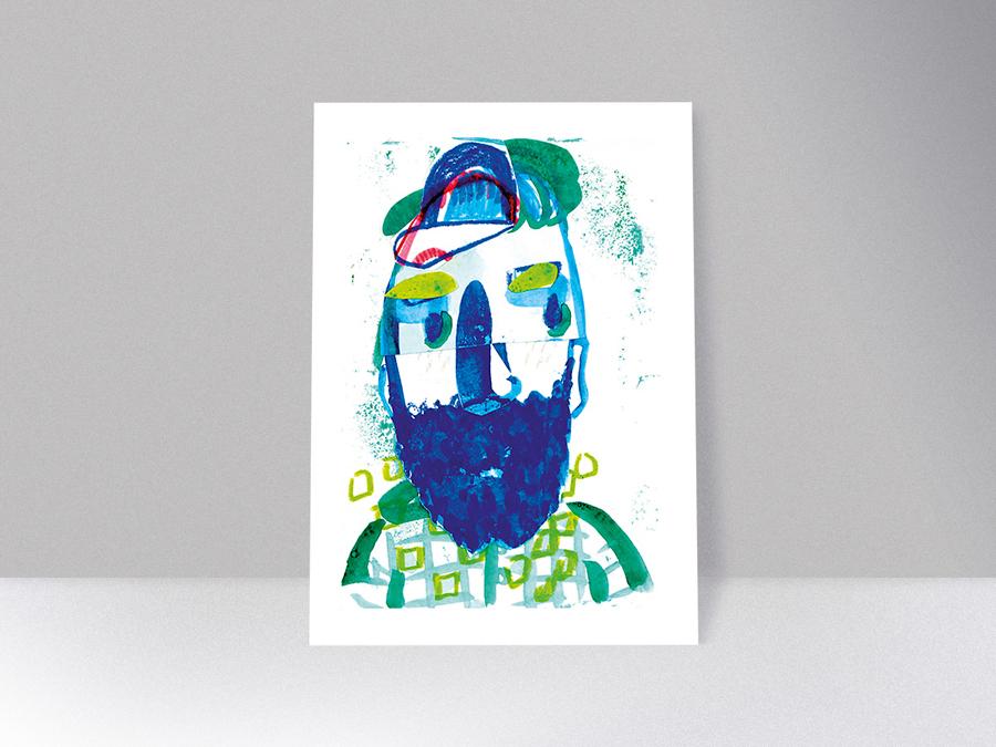 Diana Köhne Illustration Schöne Postkarten