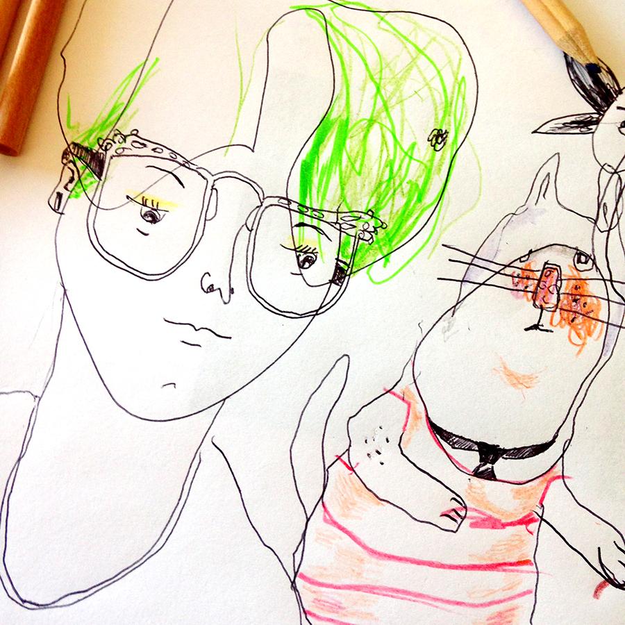 doodle-diana-koehne-illustration