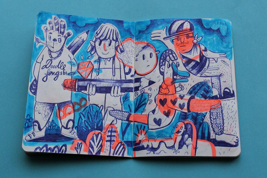 doodleaddicts-sketchbook-diana-koehne-02