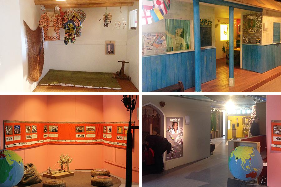 """Eindrücke aus der Ausstellung """"nijambo - Energie für die Zukunft"""""""