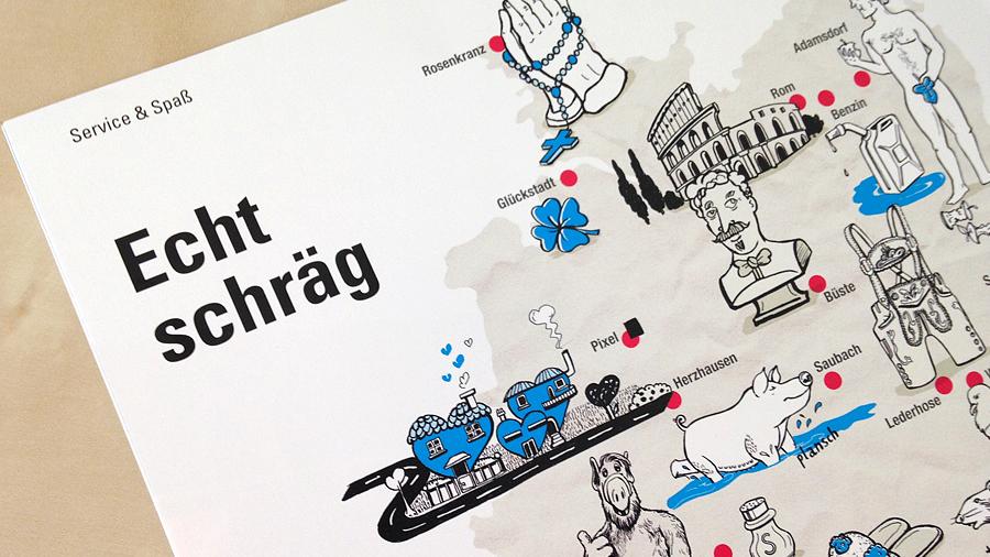 illustration deutschland ausschnitt