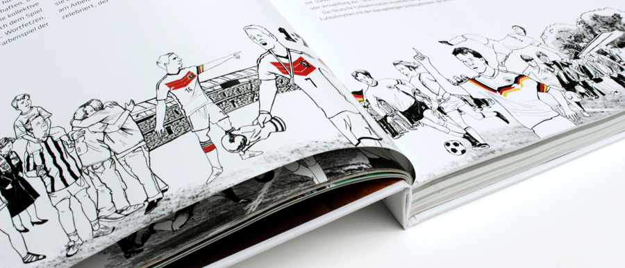 fussball illustration