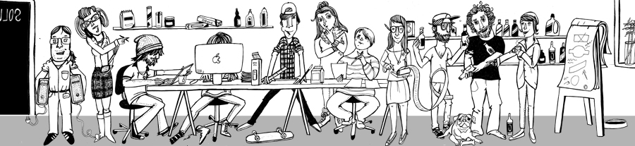 Character Illustrationen