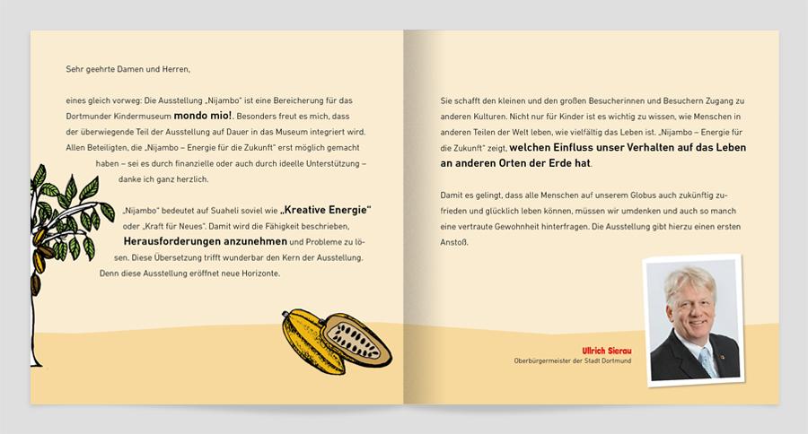 Bilderbuch-Rundgang mondomio Dortmund