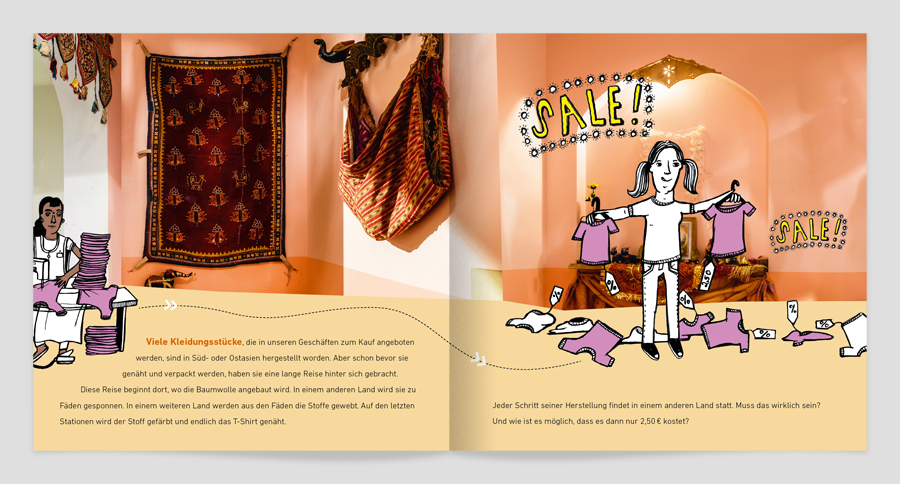 Illustration Dokumentation