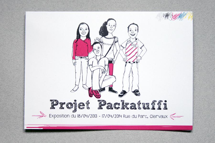 Projet Packatuffi