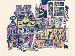 Play - Dare - Dream - Love